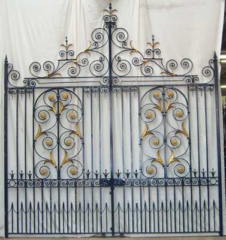 Chateau Royale Entrance Gates