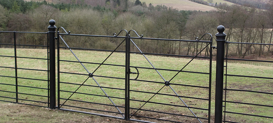 Deer park 6ft double gate