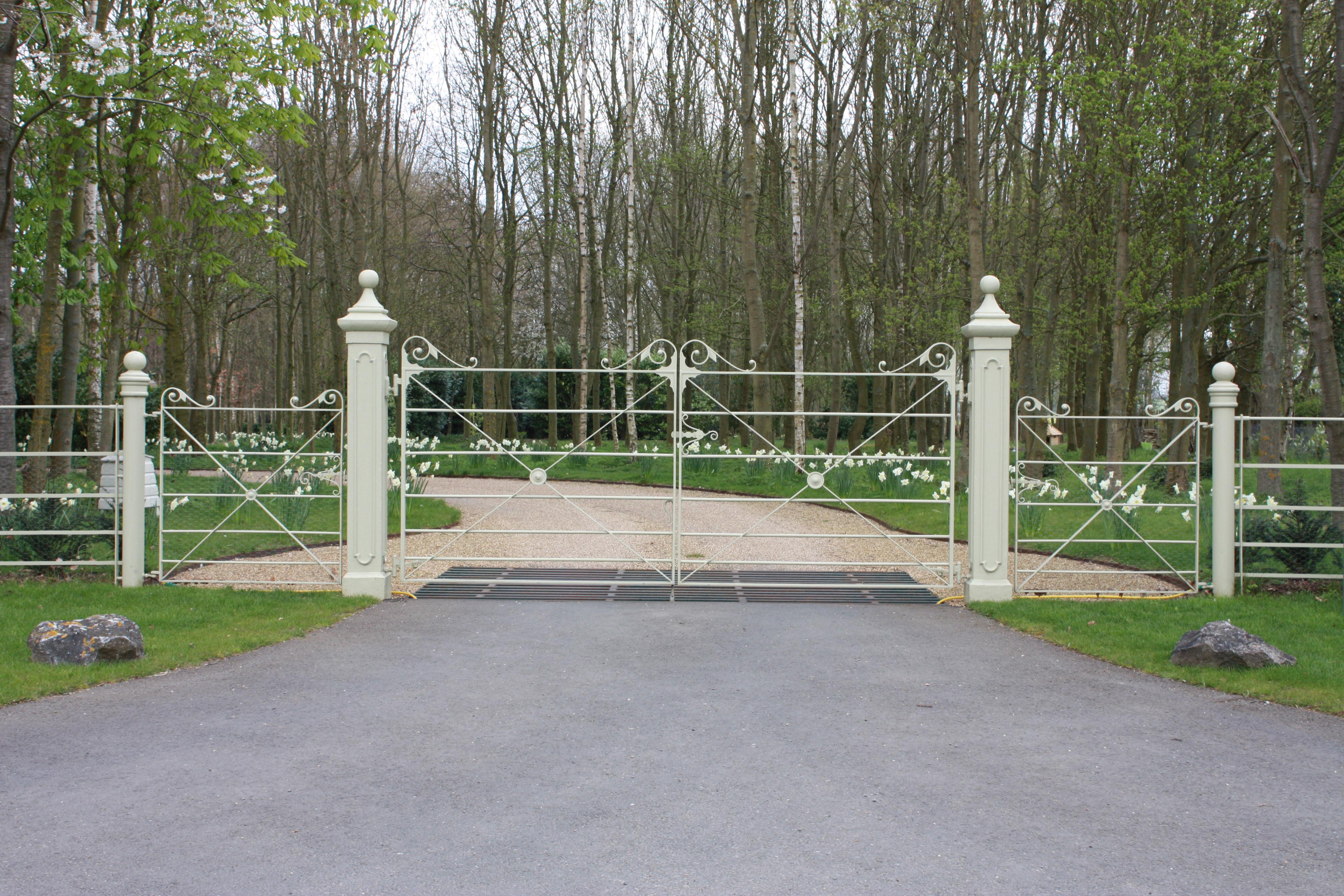 Deer Park Gates Cd Ironworkers