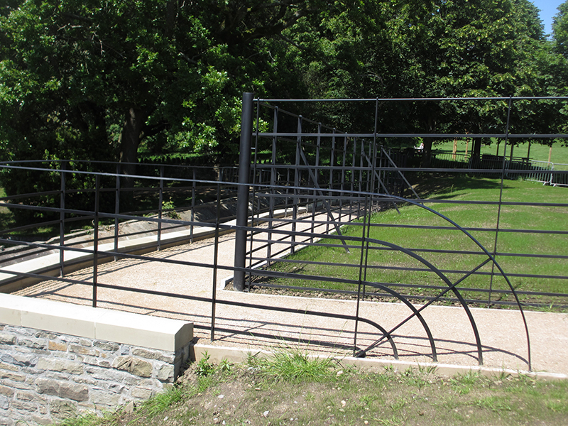 Deer Park Fencing & Gates - CD Ironworkds